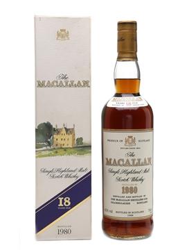 Macallan 1980