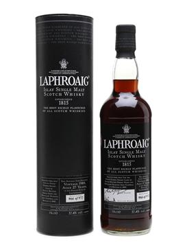 Laphroaig 1980 Oloroso Sherry Cask