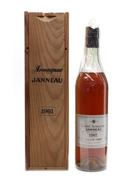 Janneau 1961 Grand Armagnac