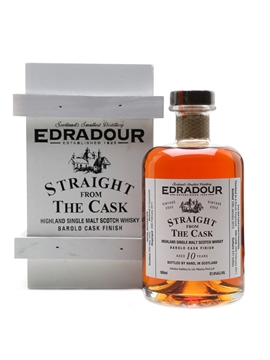 Edradour 2002 Straight From The Cask