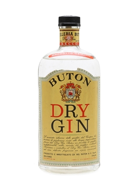 Buton Dry Gin