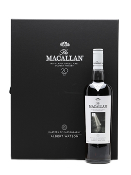 Macallan 20 Years Old
