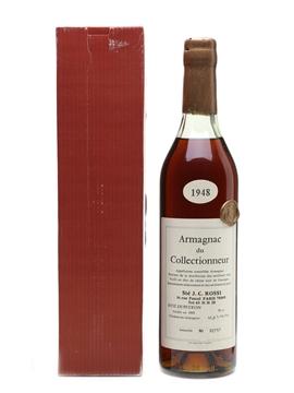 Dupeyron 1948 Armagnac