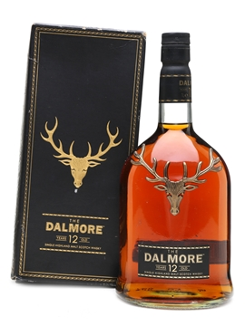 Dalmore 12 Year Old  100cl / 40%