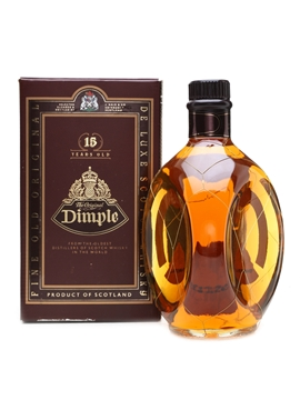 Dimple 15 Year Old The Original De Luxe 75cl / 43%