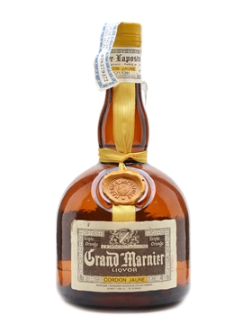 Grand marnier cordon jaune liqueur lot 17903 whisky for Grand marnier cordon jaune aldi