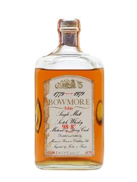 Bowmore Bicentenary 1779 - 1979