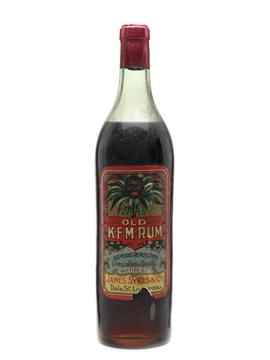 Sykes Old KFM Rum