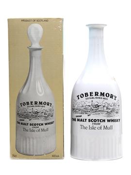 Tobermory White Ceramic