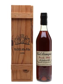 B Gelas & Fils 1948