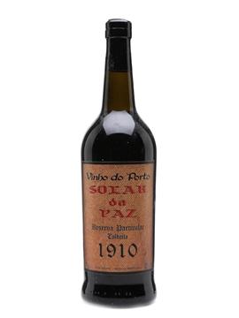Solar Da Paz 1910 Colheita