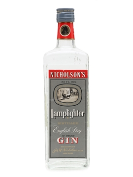Nicholson's Lamplighter English Dry Gin