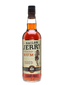 sailor jerry spiced rum lot 19593 whisky auction