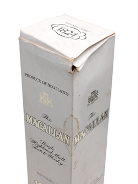 Macallan 1966 18 Year Old 75cl / 43%