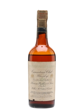 Hiram Walker Canadian Club 1890