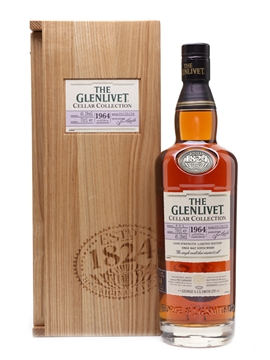 Glenlivet 1964 Cellar Collection