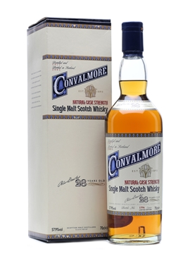 Convalmore 1977 Natural Cask Strength