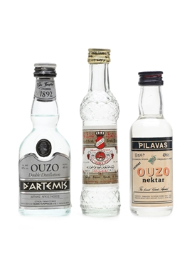 Assorted Spirits Miniatures
