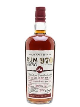Engenhos Do Norte 970 Single Cask Madeira Rum