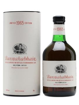 Bunnahabhain 1965