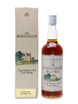 Macallan Special Reserve