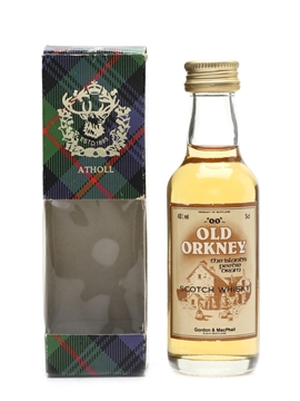Old Orkney 'OO' 8 Year Old