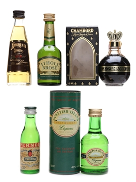 Assorted Liqueur Miniatures