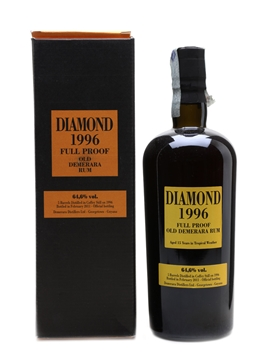 Diamond 1996 Demerara Rum