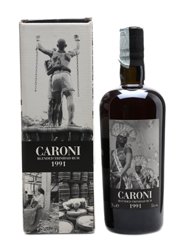 Caroni 1991 Blended Trinidad Rum