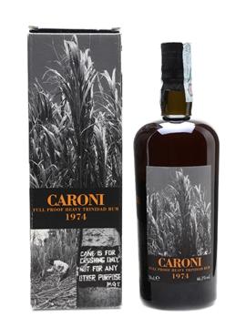 Caroni 1974 Full Proof Heavy Trinidad Rum