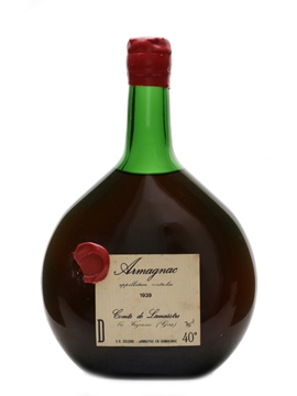 Comte De Lamaestre 1939 Armagnac