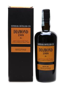 Diamond 1999 Demerara Rum