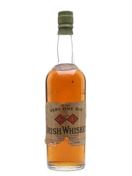 Peter Walker Very Fine Old Irish Whiskey