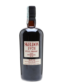 Skeldon 1978 Full Proof 27 Year Old - Velier 70cl / 60.4%