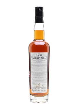 The Last Vatted Malt Compass Box 70cl / 53.7%