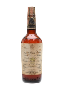 Hiram Walker Canadian Club 1938