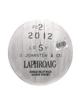 Laphroaig 2012 Cask End