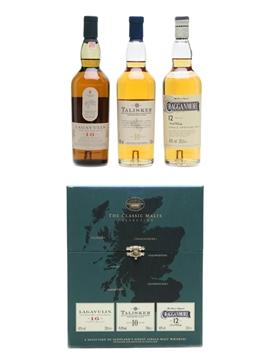 Classic Malts Whisky Set