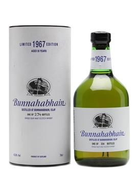 Bunnahabhain 1967