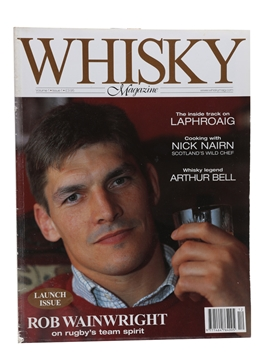 Whisky Magazine Launch Issue