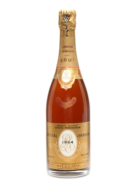 Louis Roederer Cristal 1964 Champagne