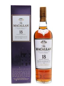 Macallan 1995 And Earlier