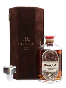 Glenlivet 1946 - 50 Year Old