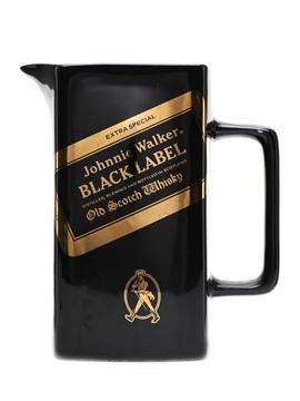 Johnnie Walker Black Label Water Jug