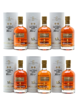 Bruichladdich First Growth Series Set