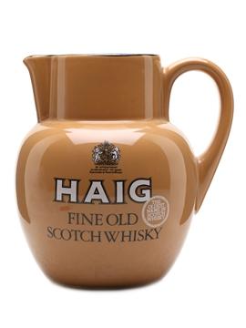 Haig Fine Old Water Jug