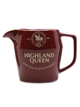 Highland Queen Water Jug