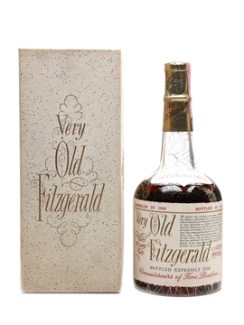 Very Old Fitzgerald 10 Year Old 1948