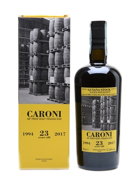Caroni 1994 Heavy Trinidad Rum