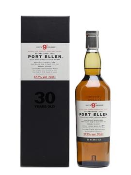 Port Ellen 1979 – 9th Release